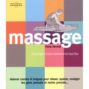 Mini-guide express : MASSAGE - Budo Editions