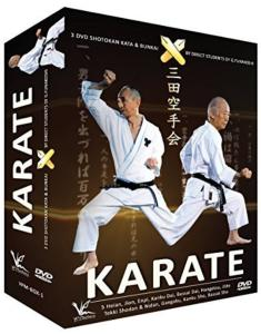 Coffret 03 DVD Karate vol 2 - VP Masberg