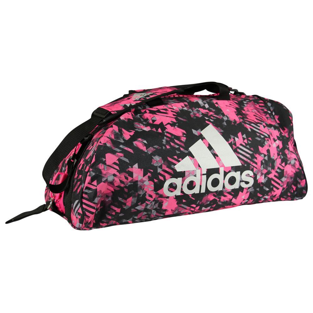 Sac de sport Adidas combat Camo Large Rose