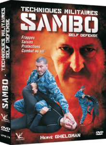 Sambo Self Defense Military Techniques