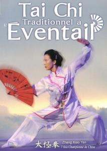 DVD Tai Chi traditionnel à l'éventail