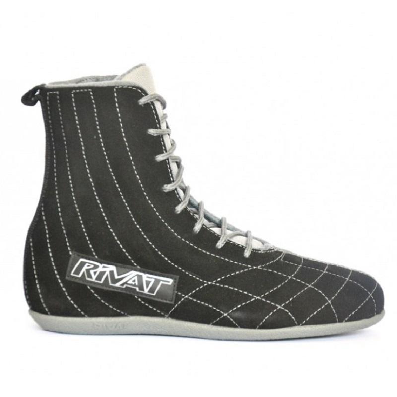 Chaussures de boxe française Rivat Flag
