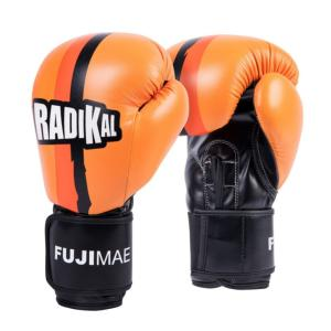 Gants de Boxe Radikal - Fuji Mae Orange 12 Oz