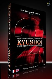DVD Kyusho waza : l'art des points vitaux Vol2 - Imagin Arts