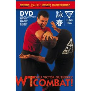 DVD Wing Tsun combat avancé - Budo International