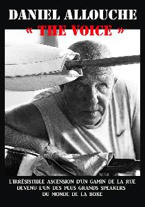 Livre Daniel Allouche The Voice