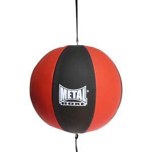Ballon double attache Metal Boxe XL