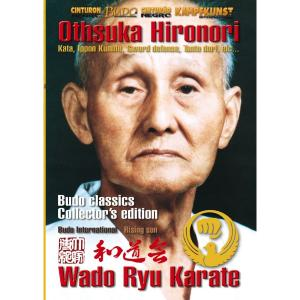 DVD Okinawa Kobudo Shorin Ryu Karate-do - Budo International