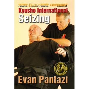 DVD Kyusho International Seizing - Budo International