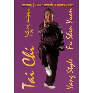 DVD Tai Chi Yang Style Vol1 - Budo International