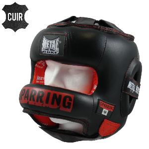 Casque sparring à barre Metal Boxe 2.0 XL