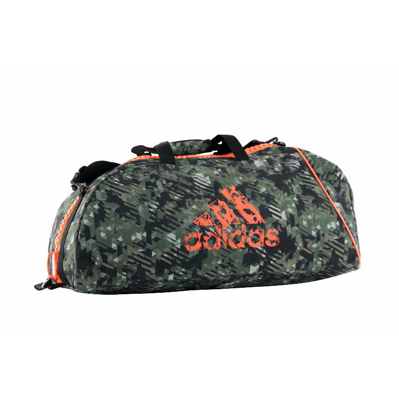 sac de sport adidas combat camo l. Black Bedroom Furniture Sets. Home Design Ideas