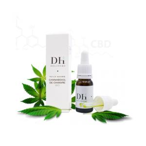 Huile sublinguale de Chanvre Bio CBD 20% Deli-Hemp