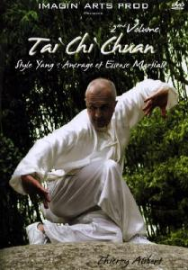 DVD Tai chi chuan Yang Vol2 - Imagin Arts
