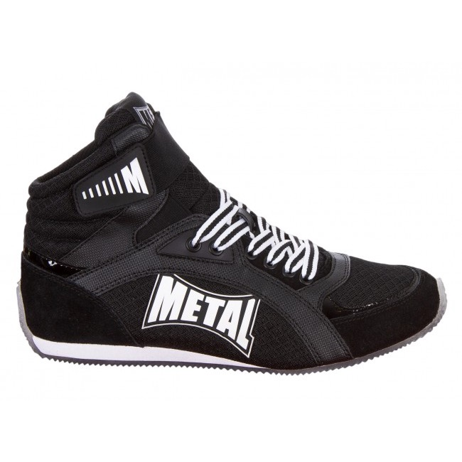 Chaussures boxe, self défense METAL BOXE Viper I