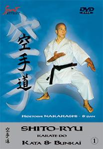 DVD Karate Shito-ryu Vol1 - Sport Multimedia