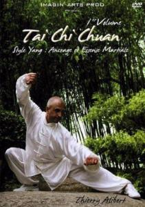 DVD Tai chi chuan Yang  Vol1 - Imagin Arts