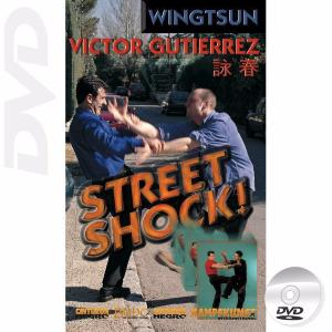 DVD Wing Tsun Street Shock - Budo International