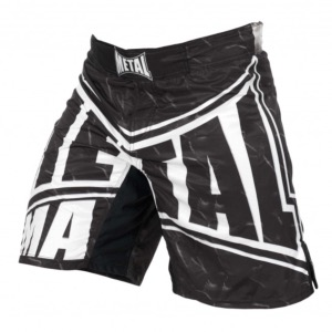 Short MMA - Metal Boxe  XL Noir