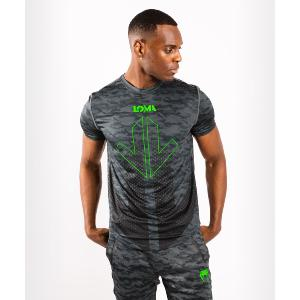 T-Shirt Dry tech Venum Arrow Edition Loma - Dark Camo S