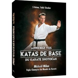 Kata de base Karate Shotokan - VP Masberg