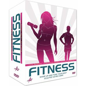 Coffret Fitness (03 DVD) - VP Masberg