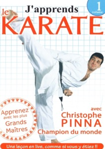 DVD J'apprends le Karate - Karate Bushido