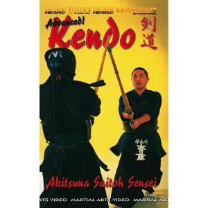 Dvd Kendo avancé - Budo International