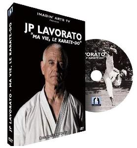 DVD JP Lavorato: Ma vie, le Karate-do - Imagin Arts