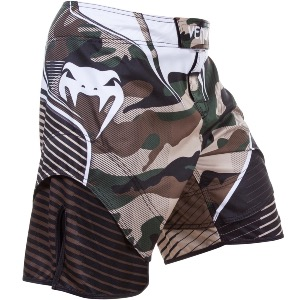 Fight short Venum Camo Hero L