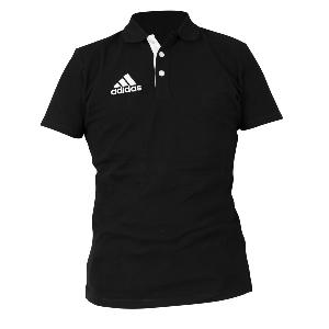 Polo Country Line Adidas Noir M