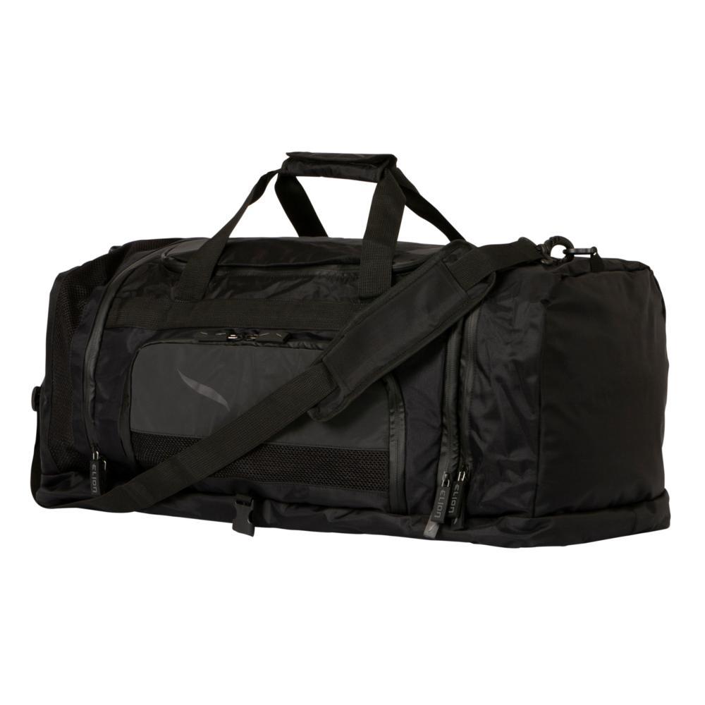 Sac de sport convertible Elion (63x33x29 cm) Noir réfléchissant