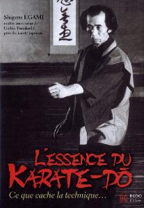 L'Essence du karate-do - Budo Editions