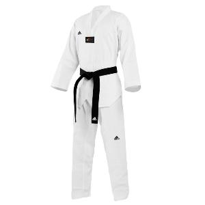 Adidas - Dobok initiation col blancT/170 - ADITS01