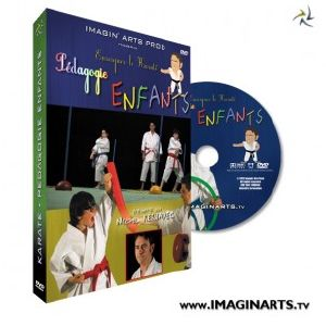 DVD Enseigner le Karate - Imagin Arts