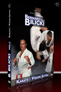 DVD Karate Vision Jutsu Vol1 - Imagin Arts