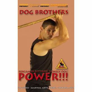 DVD Dog Brothers Power Development - Budo International
