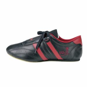 Chaussures Star noir/rouge - Fuji Mae 41