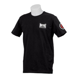 T-shirt MMA Metal Boxe - Courage XL