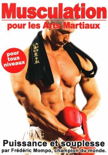 DVD Musculation arts martiaux - Karate Bushido