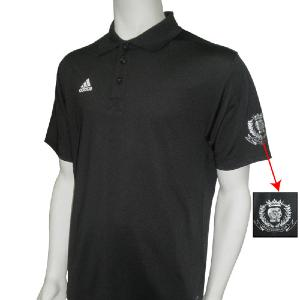 Polo adidas noir Boxing Club