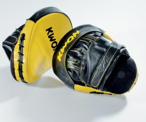 Pattes d'ours cuir Professionnal Boxing - Kwon