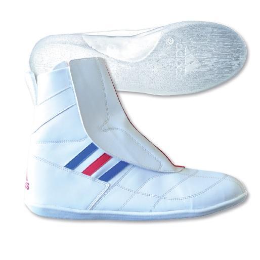 chaussure de boxe française adidas compétition
