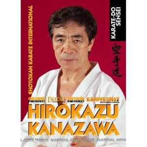 DVD Shotokan Karate International - Budo International