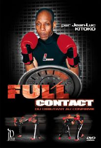 DVD Full contact - Indépendance Prod