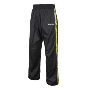 Pantalon de Full Contact Fuji Mae - Noir/Jaune S