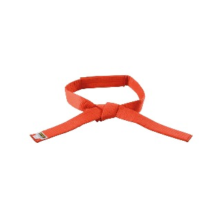 Ceinture de Velcro Orange