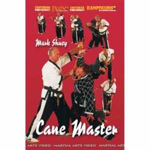 DVD Cane master - Budo International