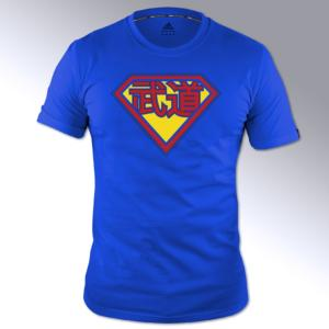 "T-shirt adidas ""Graphic Line"" Pop art Superman"