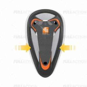 Coquille Shock Doctor Carbon